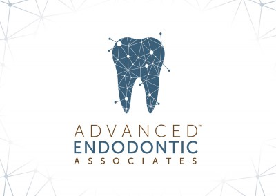 Advanced Endodontic Associates Logo Design