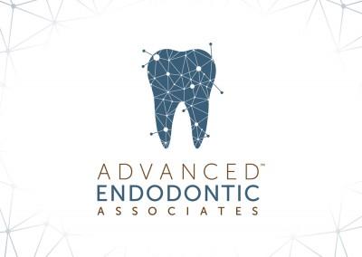 Advanced Endodontic Associates Logo Design