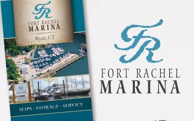 Fort Rachel Marina Logo & Brochure Design